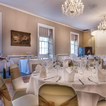 ballroom wedding breakfast 3